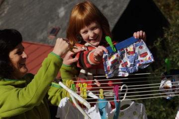 učte děti samostatnosti